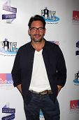 LOS ANGELES - OCT 19:  Gregory Zarian at the First Annual Stars Strike Out Child Abuse event to benefit Childhelp at Pinz Bowling Center on October 19, 2014 in Studio City, CA