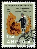 Portuguese Doctor In Angola