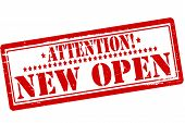 Attention New Open
