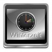 winter time button