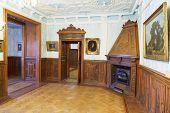 Nterior Of Cabinet In Masandra Palace, Crimea