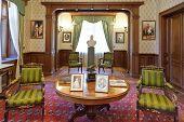 Interior Of Living Room In Masandra Palace, Crimea