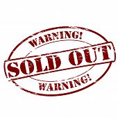 Warning Sold Out