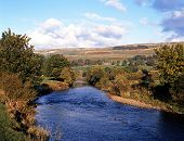 River Ure, Yorkshire Dales.