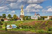 View Of The City Of Suzdal. Russia