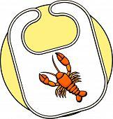 lobster bib