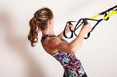 Woman Doing Bodyweight Exercises