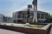 Circus In Almaty