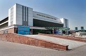 Baluan Sholak Sports Palace In Almaty