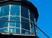 Cape Meares Lighthouse Glass Dome On The Oregon Coast