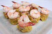 shrimps dim sum