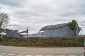 picture of collapse  - Ashburton Devon UK  - JPG