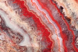 image of agate  - color agate mineral a snice natural background - JPG
