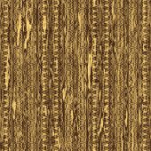seamless batik brown fabric