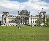 Reichstag in Berlin Germany