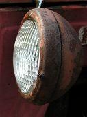 Old Tactor Headlight