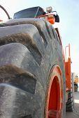 Huge Tire