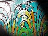 Stained Glass Arches