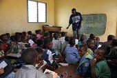 Escuela Africana