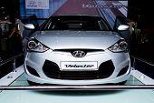 Hyundai Veloster-Vorderansicht