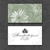 pic of scrollwork  - Business card - JPG