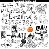 big vector set : mail