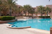 Shangri-la Al Husn Swimming Pool