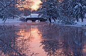 Sunrise Portage Creek