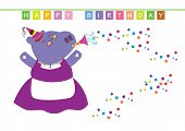 Granny Hippopotamus