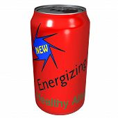 Energy Drink Soda