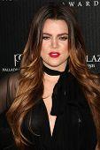 LOS ANGELES - NOV 13:  Khloe Kardashian arrives at the 2011 Hollywood Style Awards at Smashbox Studios on November 13, 2011 in Los Angeles, CA
