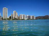 Hotels At Waikiki Beach, Hawaii
