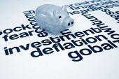 Inversión y deflación
