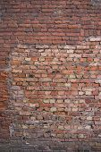 Bricks Wall. Cornel