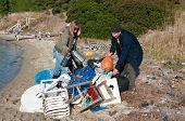 Beach Rubbish