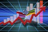 Marketing Business Sales Graph