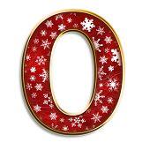 Christmas O