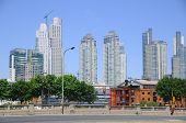 Buildings apartement Buenos Aires Argentina
