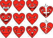 Heart Expressions