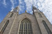 Notre Dame Basilica Cathedral