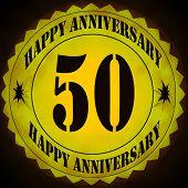 Happy Golden 50Th Anniversary