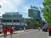 Boston - 20 Apr: Fenway Park am 20. April 2012 In Boston, Usa