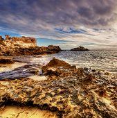 Point Peron Sunset , Perth Australia