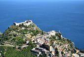 Coast near Messina, Sicily