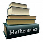 Libros de educación - matemáticas