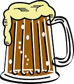 St. Patrick's Day Beer Clip Art