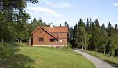 The house-museum of composer Wilhelm Peterson-Berger.