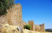 Castillo de Noudar, Portugal