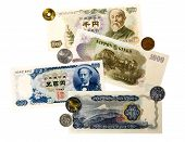 Japanese Currency And Coinage poster