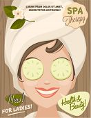 picture of hair curlers  - Spa banner - JPG